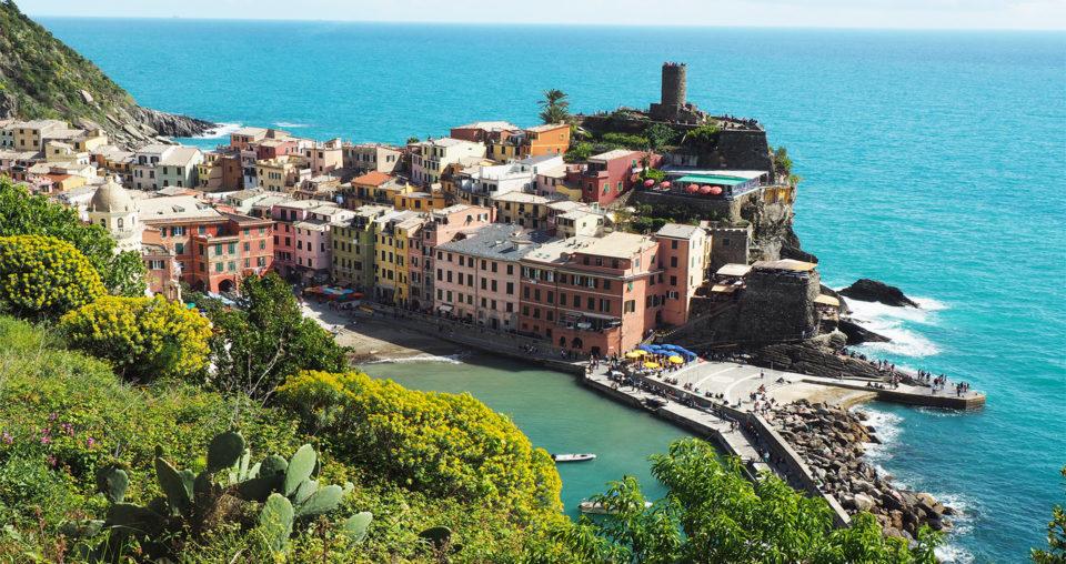 Return to Cinque Terre