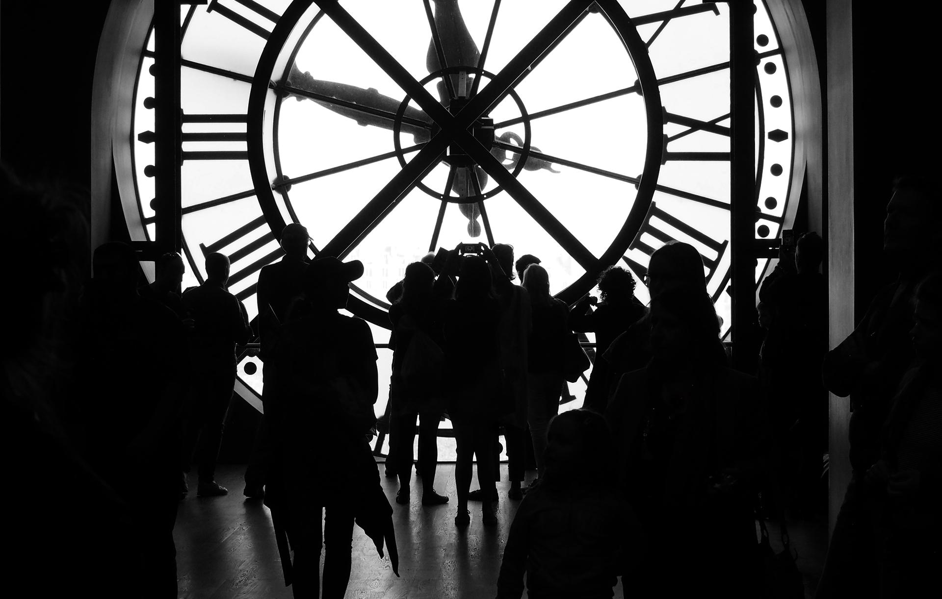 Paris Orsay - Clock