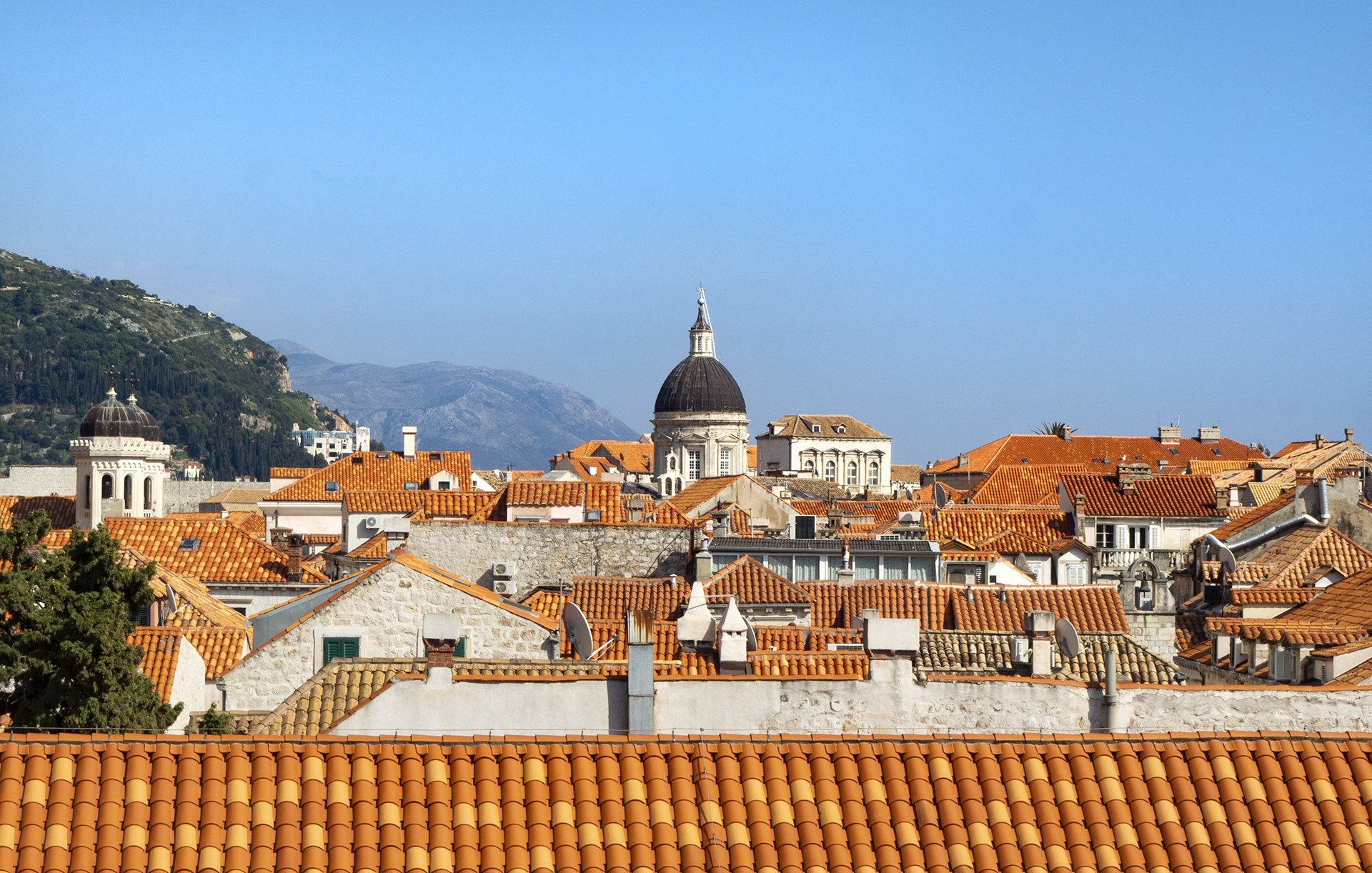 Solo travel and explore the magnificent walled city of Dubrovnik is one of the treasures of Croatia.