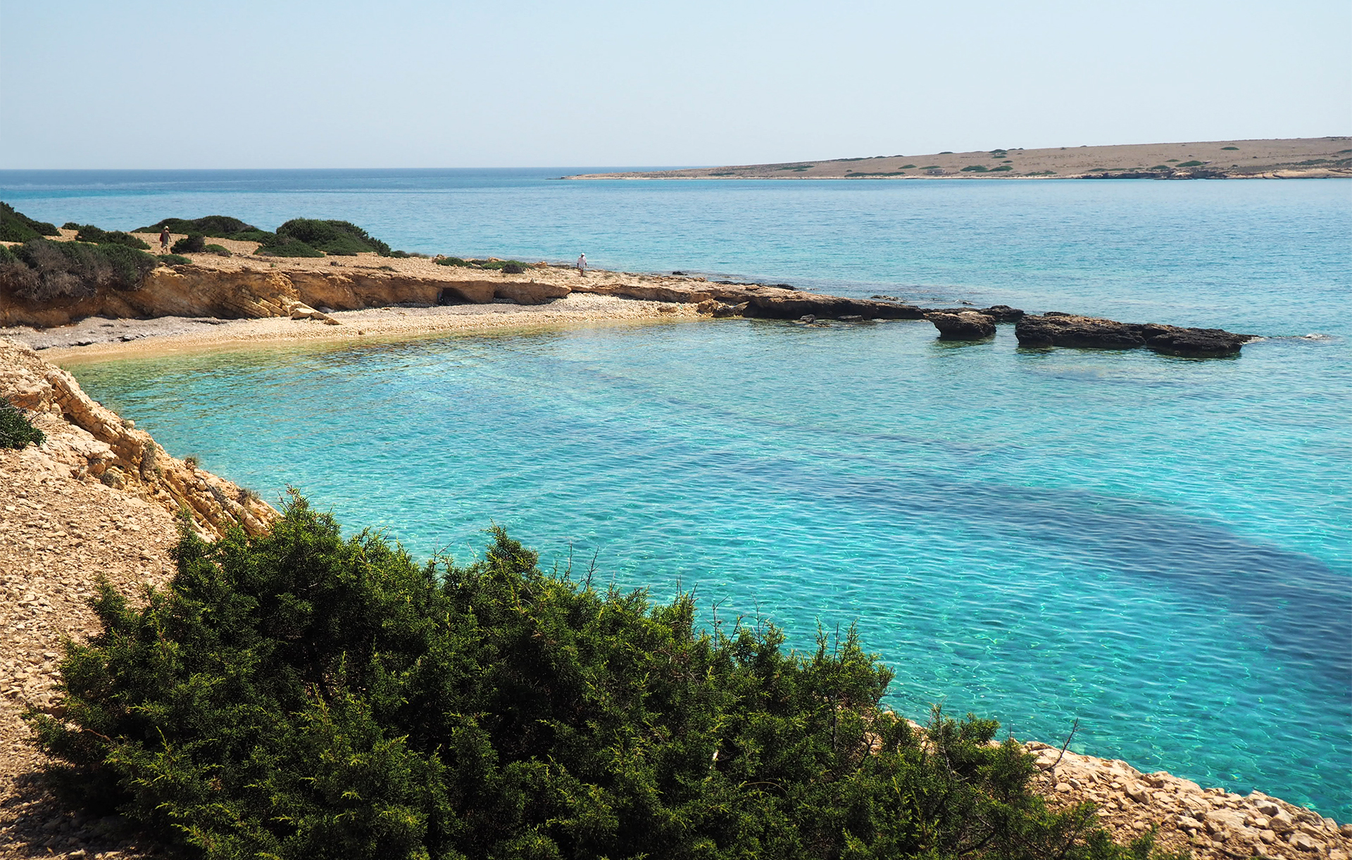 Found - Greek Island paradise - Kato Koufonisia with so many private beaches